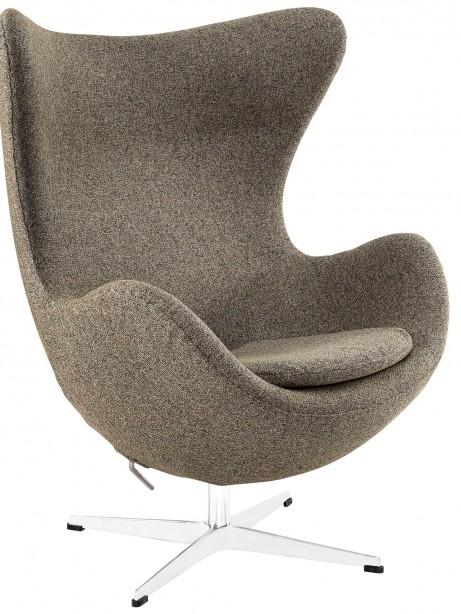 Oatmeal Magnum Wool Chair 461x614