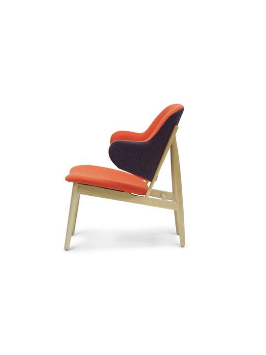 Orange Balman Chair 2