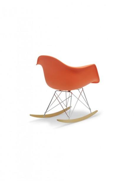 Orange Dock Rocker Rocking Chair 4 461x614