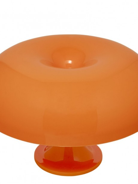 Orange Dome Table Lamp 2 461x614