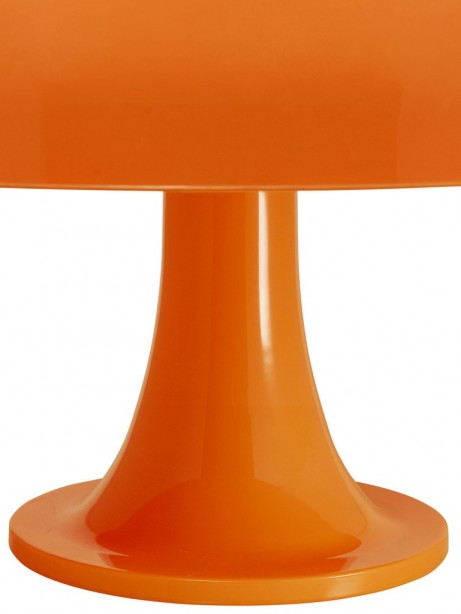 Orange Dome Table Lamp 3 461x614