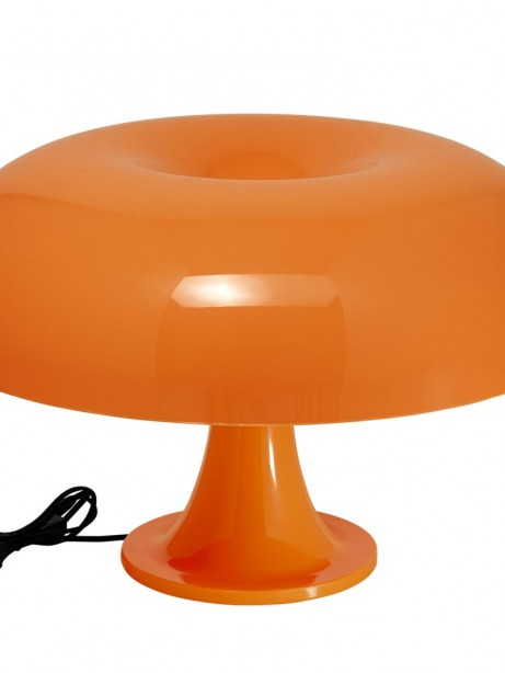 Orange Dome Table Lamp 461x614