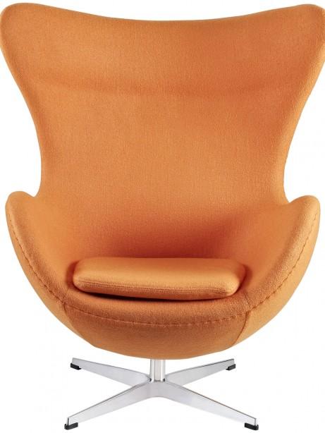 Orange Magnum Wool Chair 1 461x614