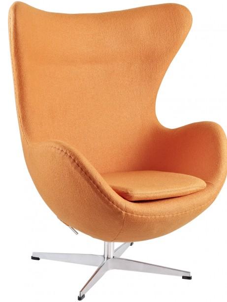 Orange Magnum Wool Chair 461x614