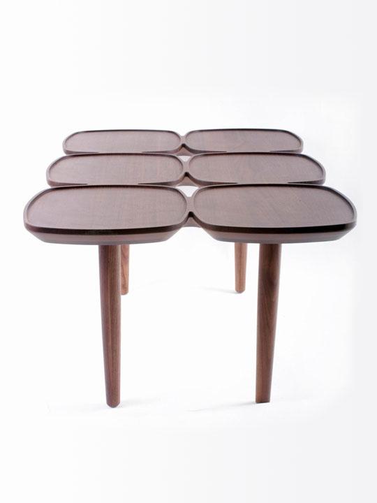 Petal Table 3