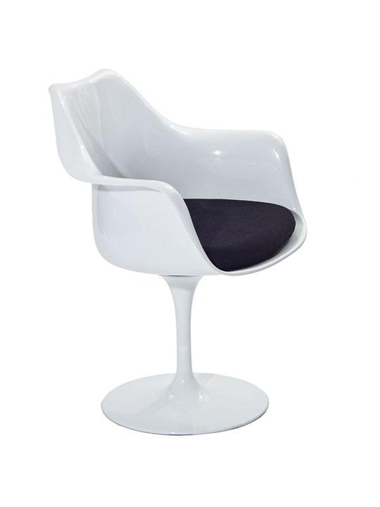 Pin up Chair Black 2