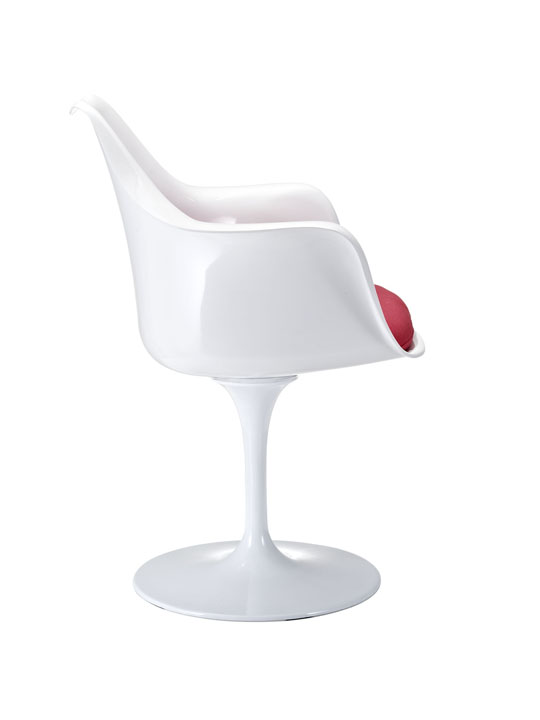 Pin up Chair Red 2