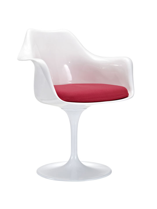 Pin up Chair Red