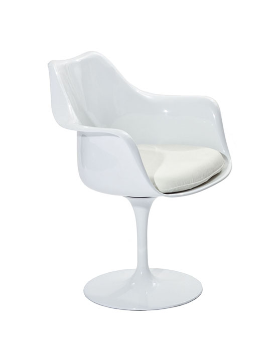 Pin up Chair White 2
