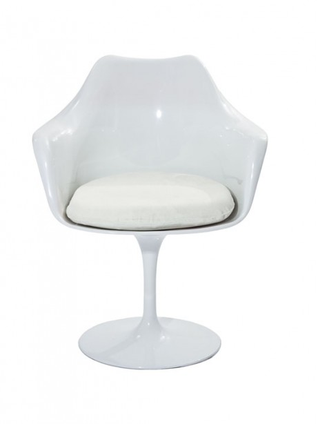 Pin up Chair White 461x614
