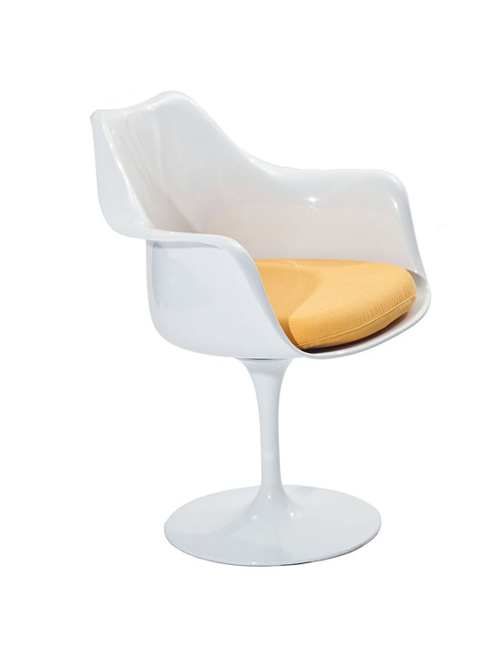 Pin up Chair Yellow 2
