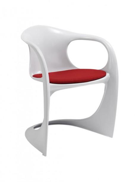 Proto Chair White Black Seating 461x614