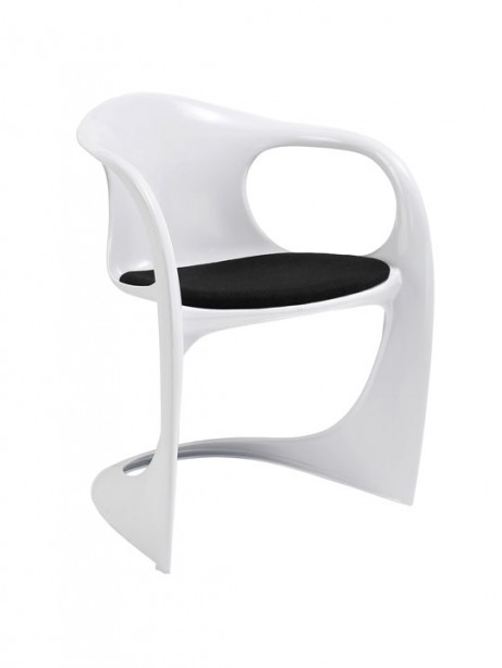 Proto Chair White Red Seating 461x614