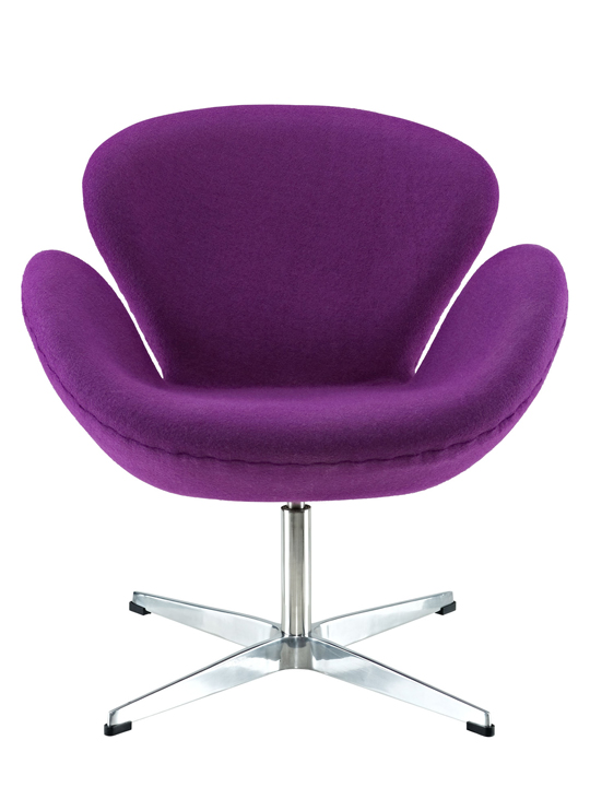 Purple HUG Chair