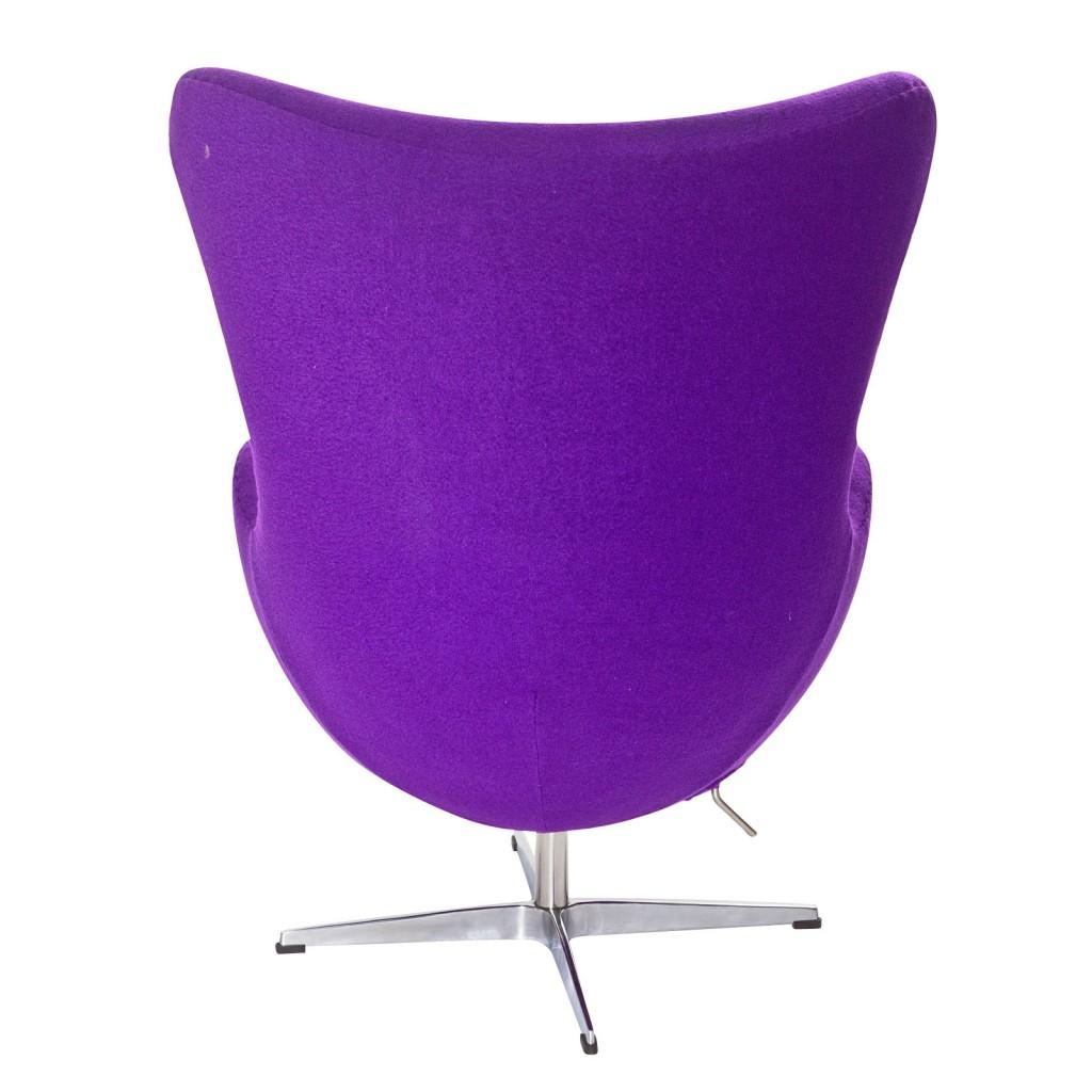 Purple Magnum Wool Chair 3