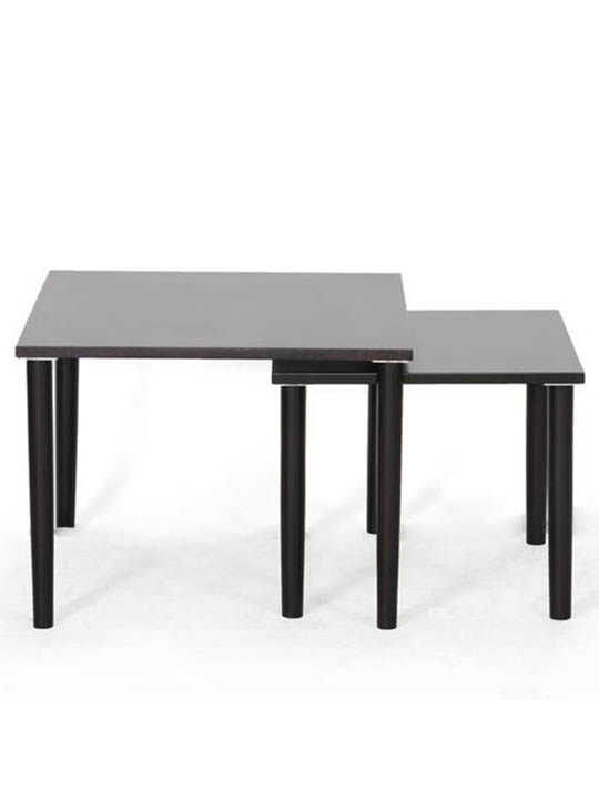 Quadrant Nesting Table