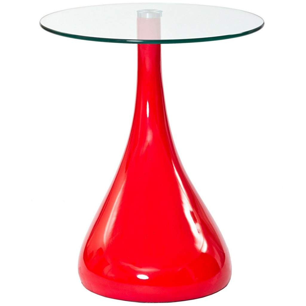 Red Droplet Coffee Table 2