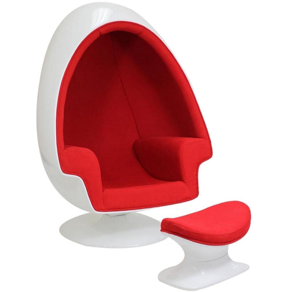 Red Droplet Lounge Set