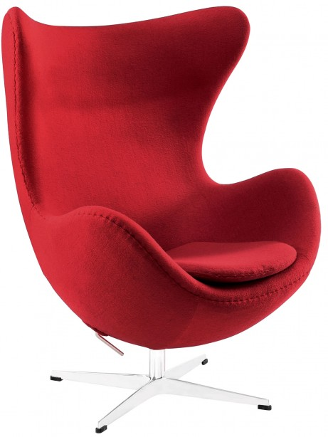 Red Magnum Wool Chair 461x614
