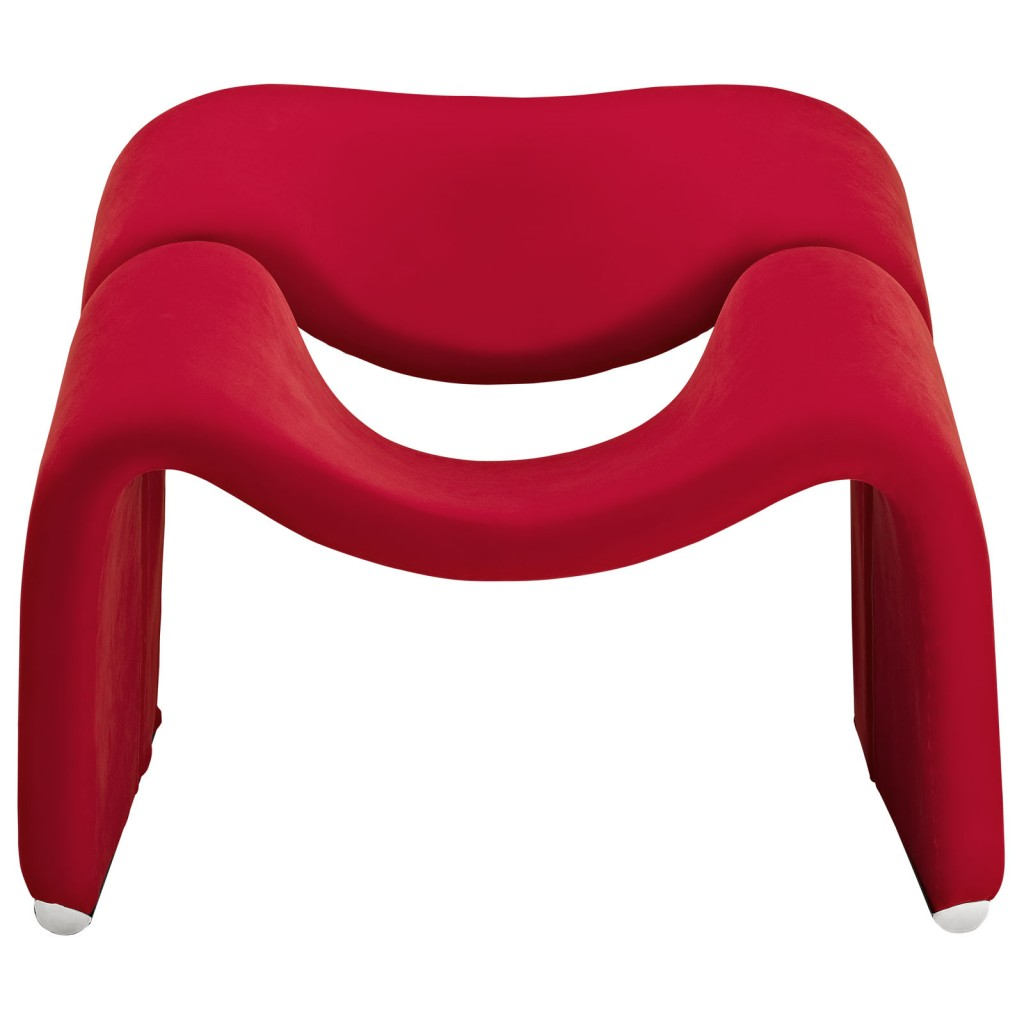 Red Velocity Armchair 5