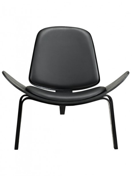 SLS Chair Black Wood Black Cushion 1 461x614