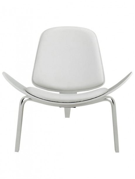SLS Chair White Wood White Cushion 2 461x614