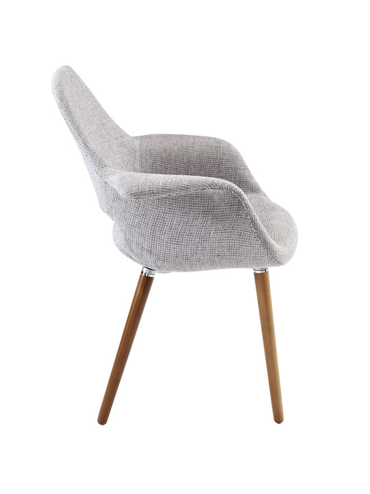 Sage Chair Light Gray 2