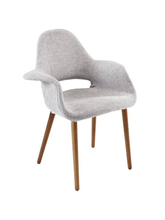 Sage Chair Light Gray