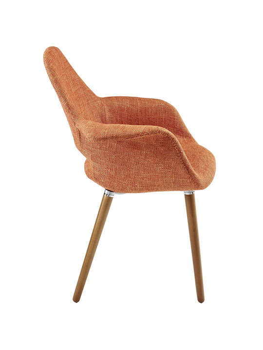 Sage Chair Orange 2