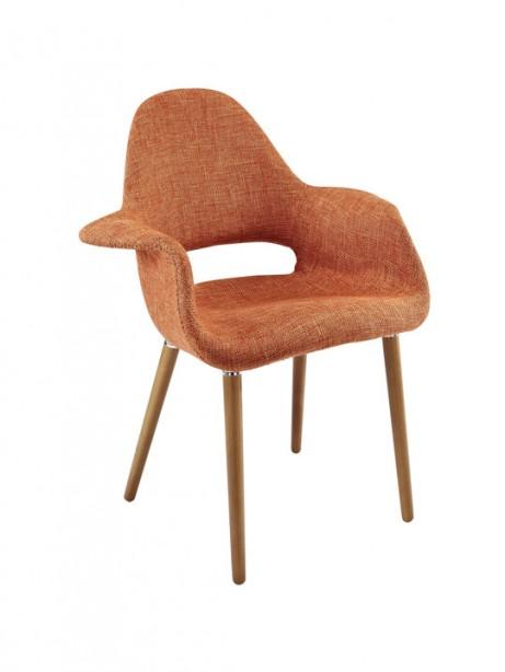 Sage Chair Orange 461x614
