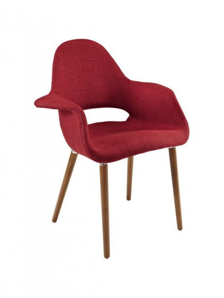 Sage Chair Red 461x614
