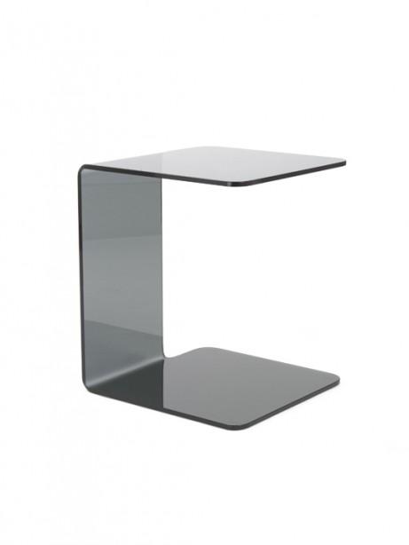 SeeThru Side Table Smoke Glass2 461x614