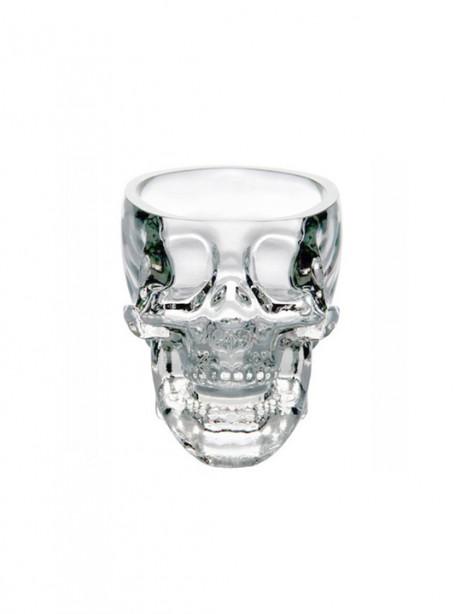 Skull Drinking Glass 461x614