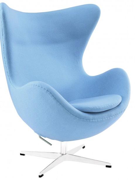 Sky Blue Magnum Wool Chair 461x614