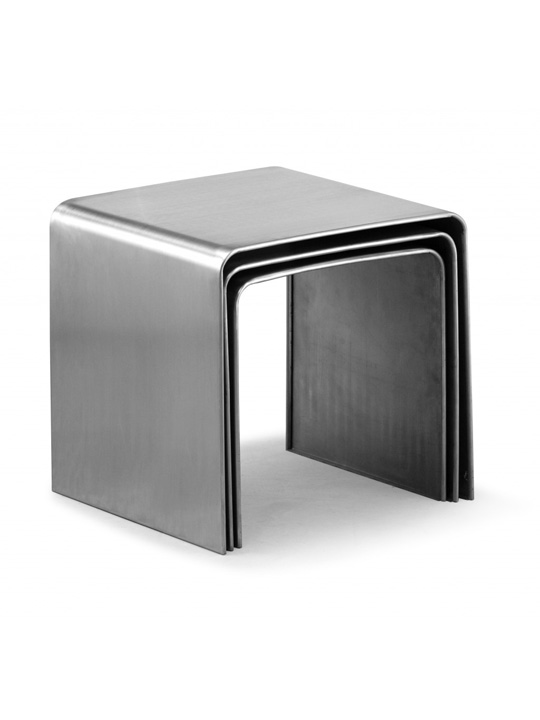 Steel Nesting Tables 2