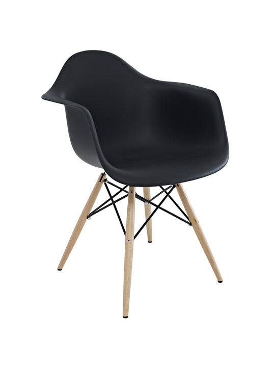 Stingray Chair Black 1
