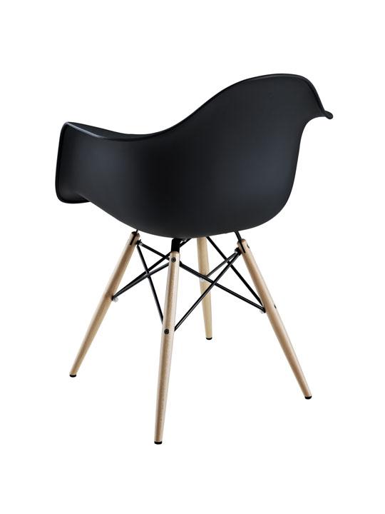 Stingray Chair Black 2