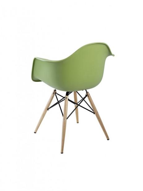 Stingray Chair Green 2 461x614