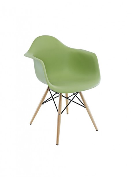 Stingray Chair Green 461x614