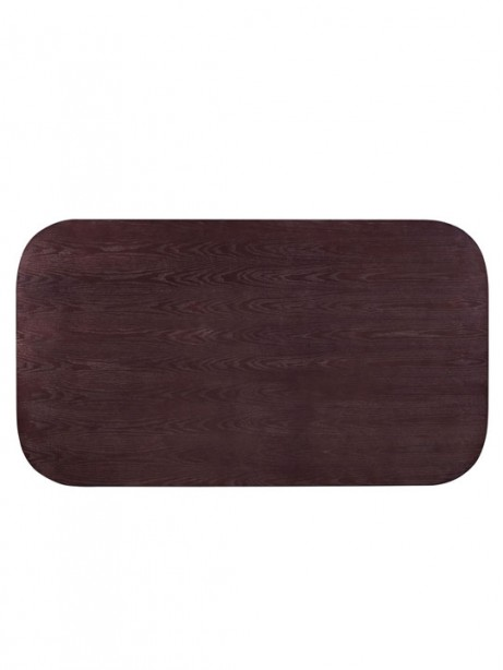 Teak Dining Table Wenge Wood 3 461x614