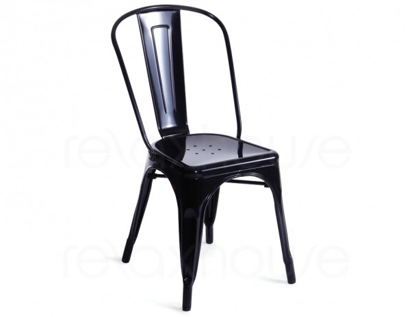 Tonic Chair Black