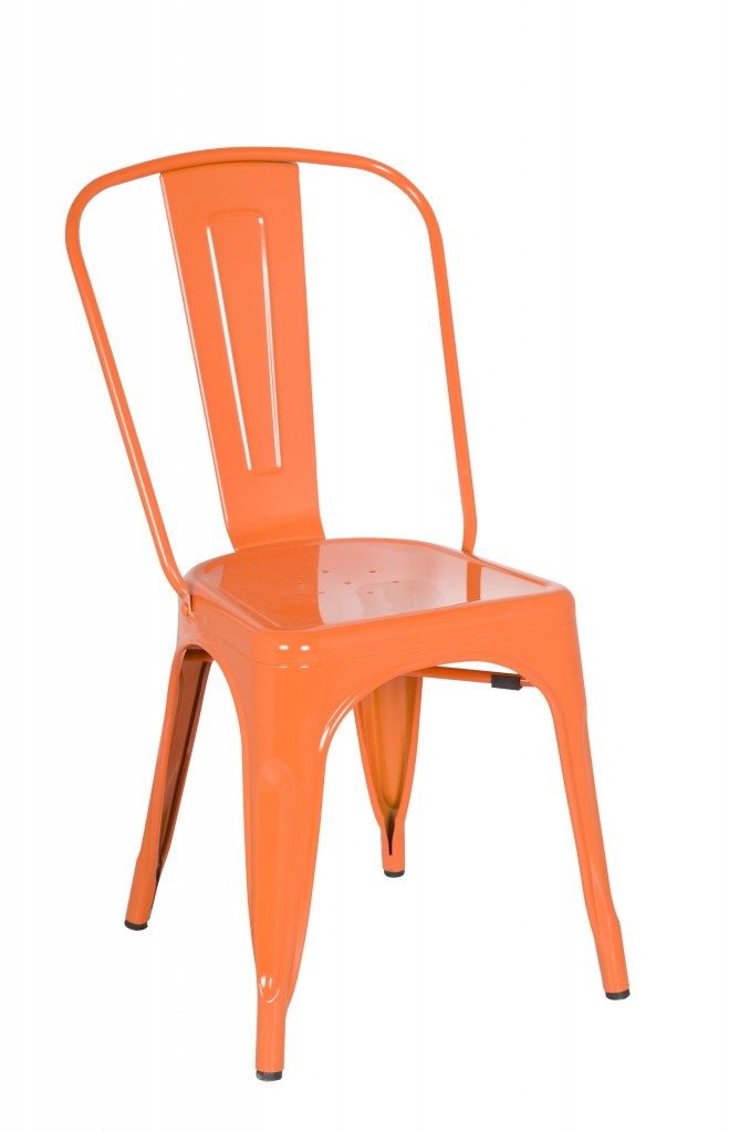 Tonic Orange Chair 2