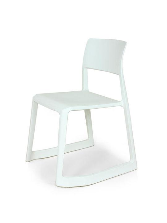 Villa Rocking Chair White