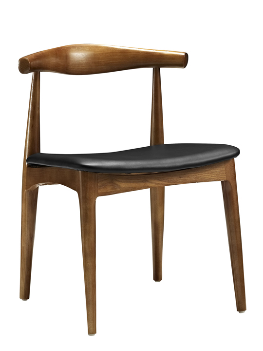 Walnut Nordic Chair