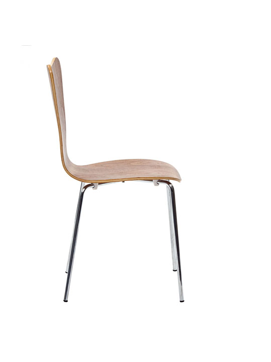 Walnut Wood Nano Chair 2