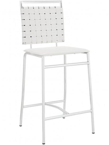 White Area Counter Stool 461x614