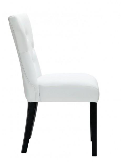 White Bally Dining Chair 2 461x614