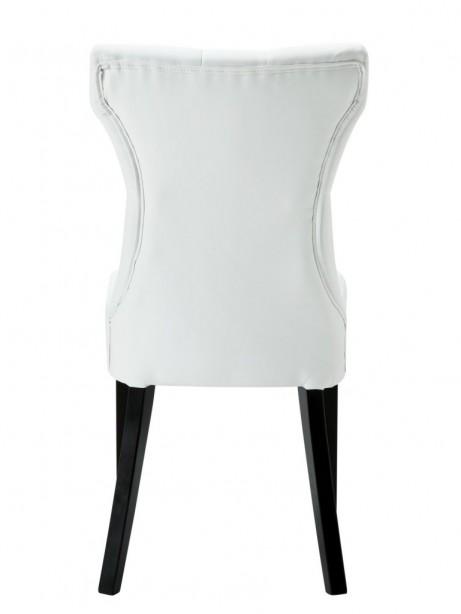 White Bally Dining Chair 3 461x614