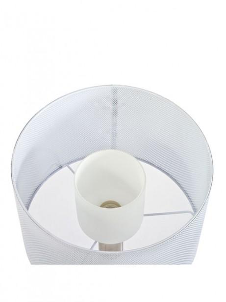 White Bubble Table Lamp 3 461x614