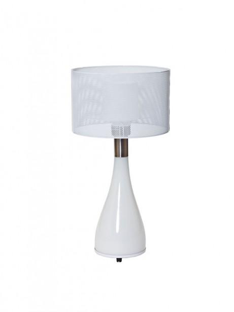 White Bubble Table Lamp 461x614